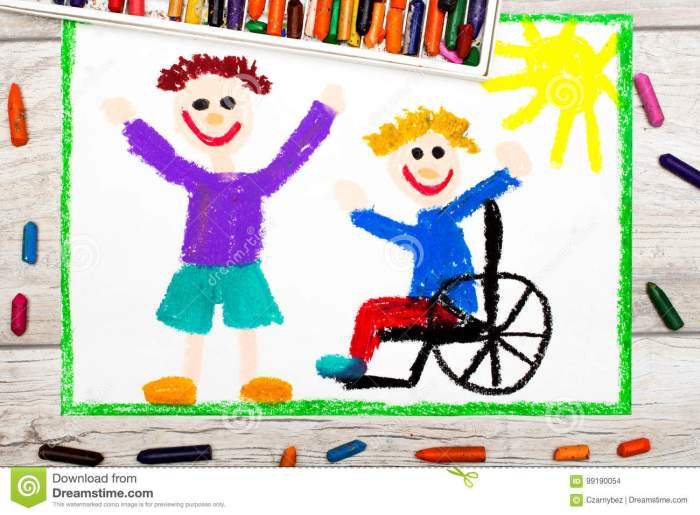 drawing-smiling-boy-sitting-his-wheelchair-disabled-friend-photo-colorful-99190054[1]