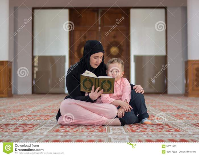 muslim-woman-son-reading-koran-muslim-family-child-mother-mosque-90031863[1]